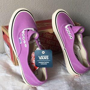 Vans Authentic 44 DX OG Lilac lady11